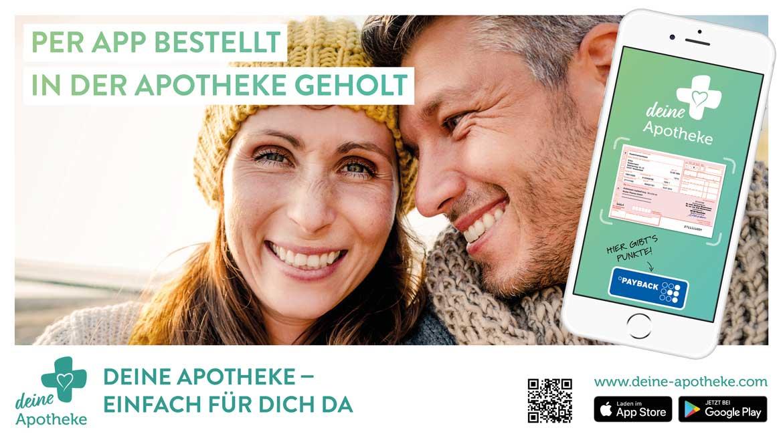 Deine Apotheken APP - Vorbestellung Arzneimittel - Glocken-Apotheke Troisdorf